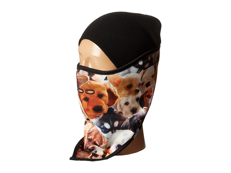 Neff - Lite Facemask (Puppy) Snowboards Sports Equipment
