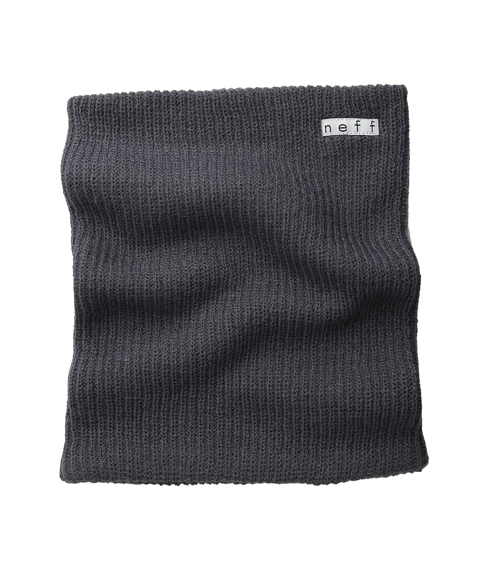 Neff - Daily Gaiter (Charcoal) Scarves