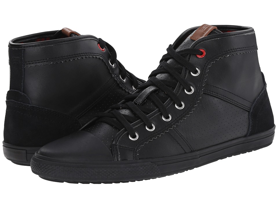 Ben Sherman - Mike (Black) Men's Shoes