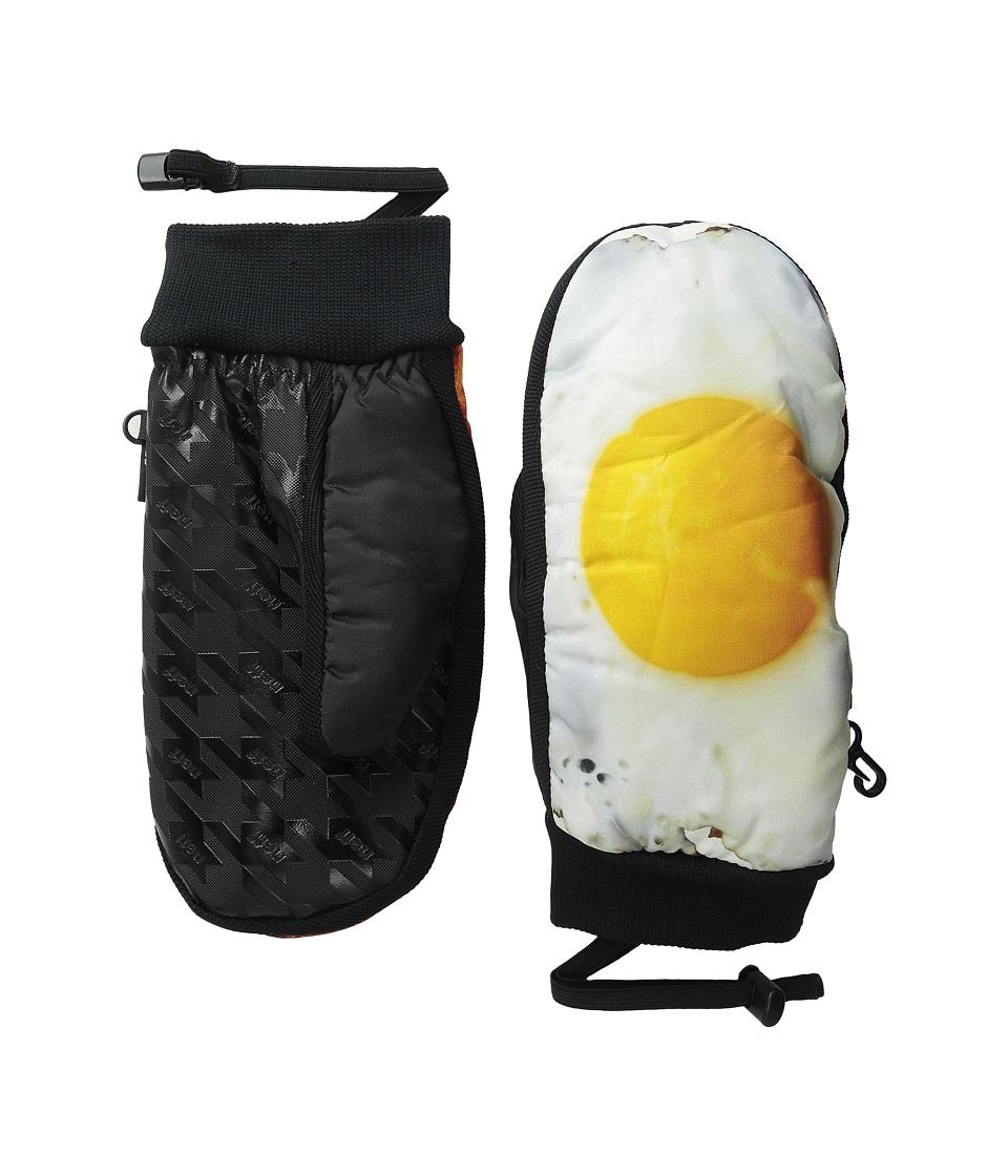 Neff - Character Mitt (Breakfast) Snowboard Gloves