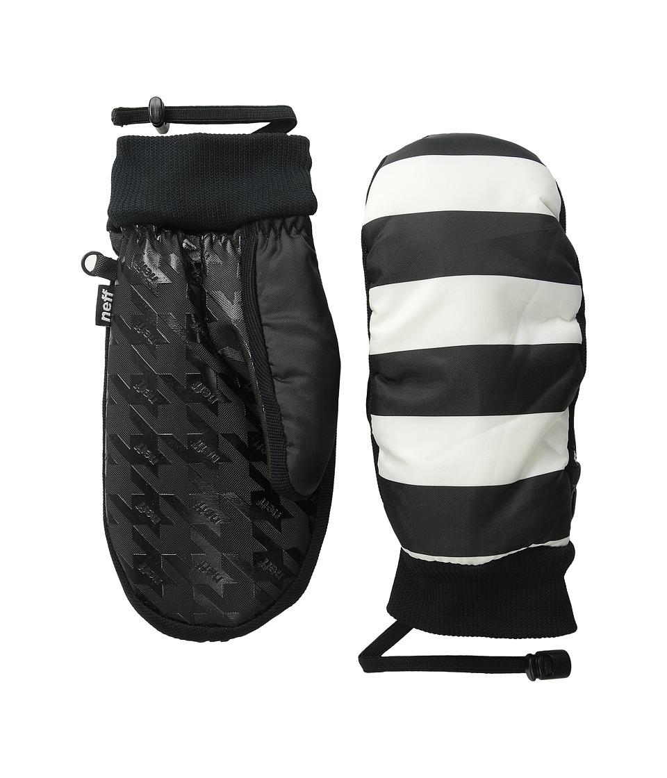 Neff - Character Mitt (Stars/Stripes) Snowboard Gloves