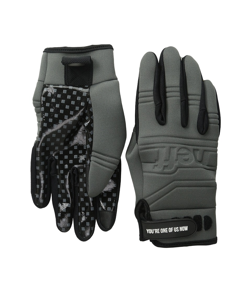 Neff - Daily Pipe Glove (Grey) Extreme Cold Weather Gloves