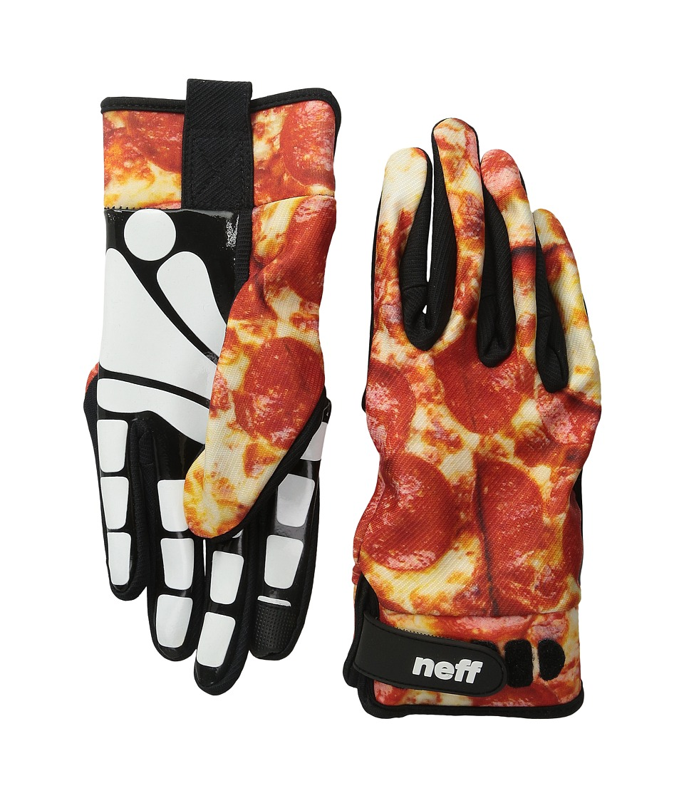 Neff - Chameleon Glove (Pizza) Snowboard Gloves
