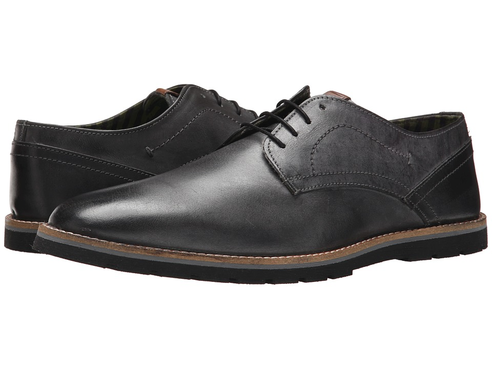 Ben Sherman - Ben (Black) Men's Lace up casual Shoes