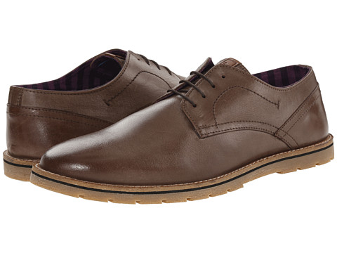 Ben Sherman - Ben (Dark Brown) Men's Lace up casual Shoes