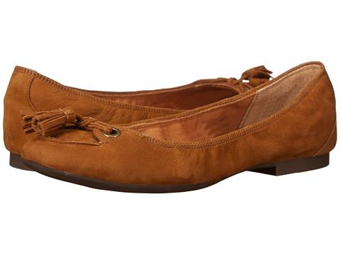 LAUREN by Ralph Lauren - Brandie (Saddle Tumbled Nubuck) Women's Shoes