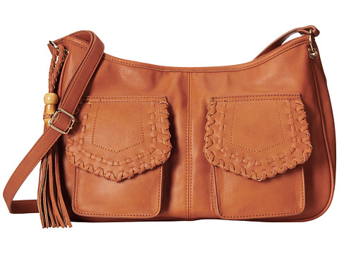 Big Buddha - Zooey (Light Cognac) Messenger Bags