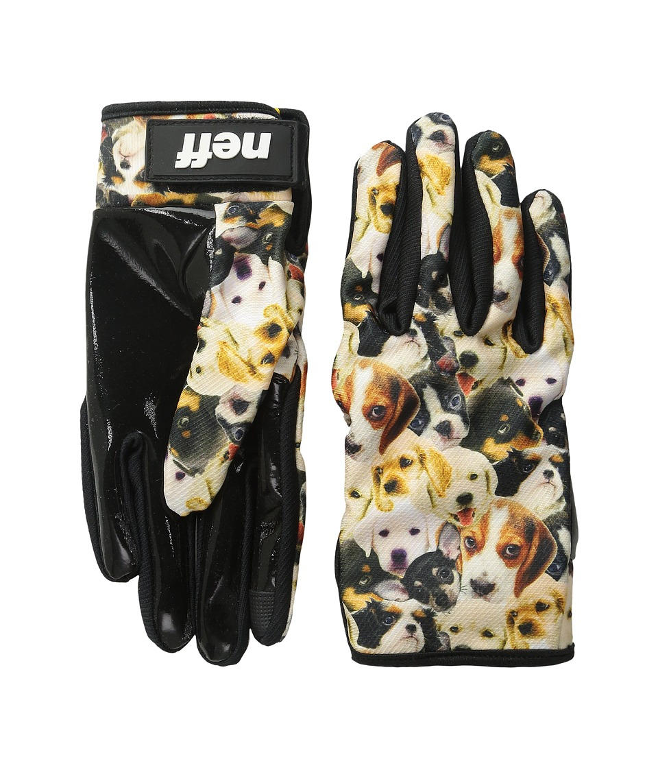 Neff - Womens Spring Glove (Puppy) Snowboard Gloves
