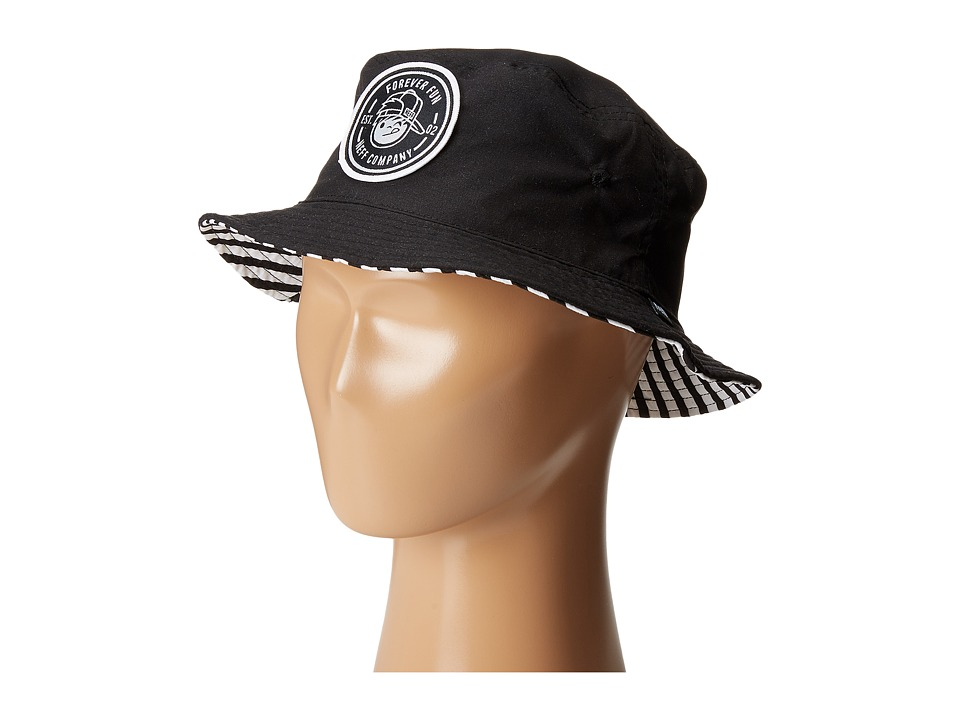 Neff - Youth Reverse Bucket (Black) Baseball Caps