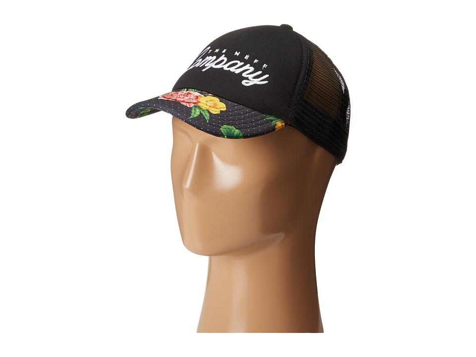 Neff - Taylor Trucker (Floral) Baseball Caps