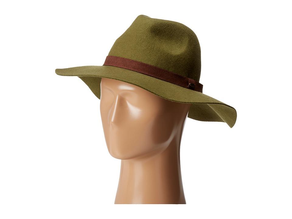 Neff - Aphrodite Hat (Olive) Baseball Caps