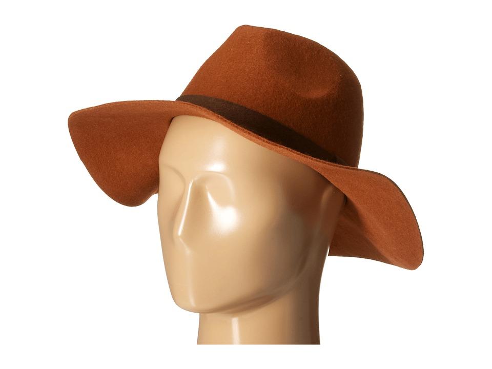 Neff - Aphrodite Hat (Rust) Baseball Caps