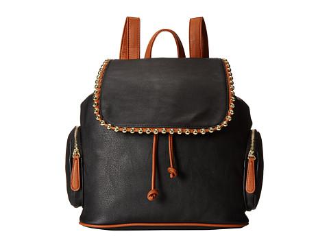 Big Buddha - Addison (Black) Backpack Bags