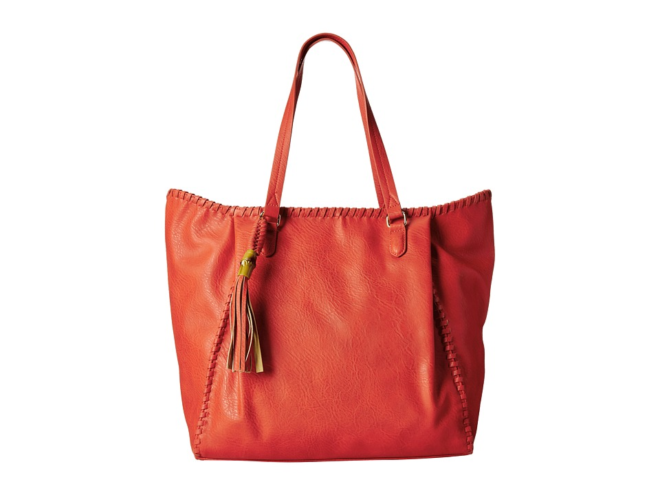 Big Buddha - Kyler (Coral) Handbags