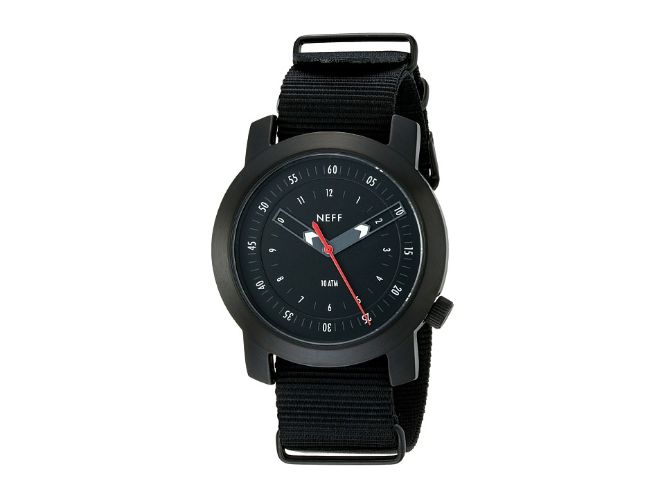 Neff - Tactical Watch (Gunmetal/Black) Watches