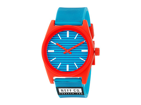 Neff - Daily Watch (Basic Cyan) Watches