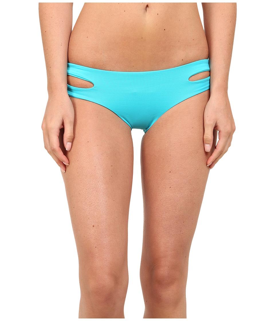 L*Space - Estella Classic Bottom (Turquoise) Women's Swimwear
