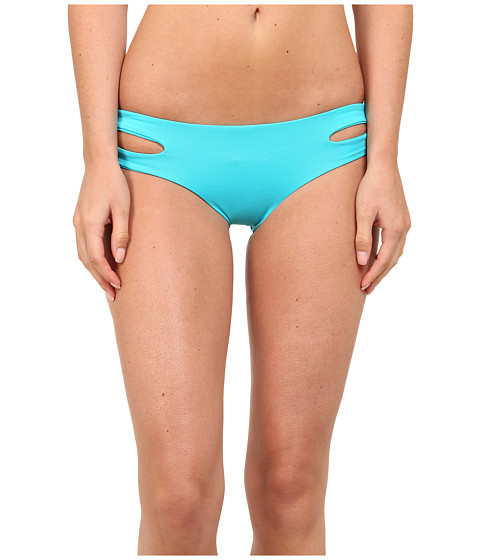 L*Space - Sensual Solids Estella Classic Bottom (Turquoise) Women's Swimwear
