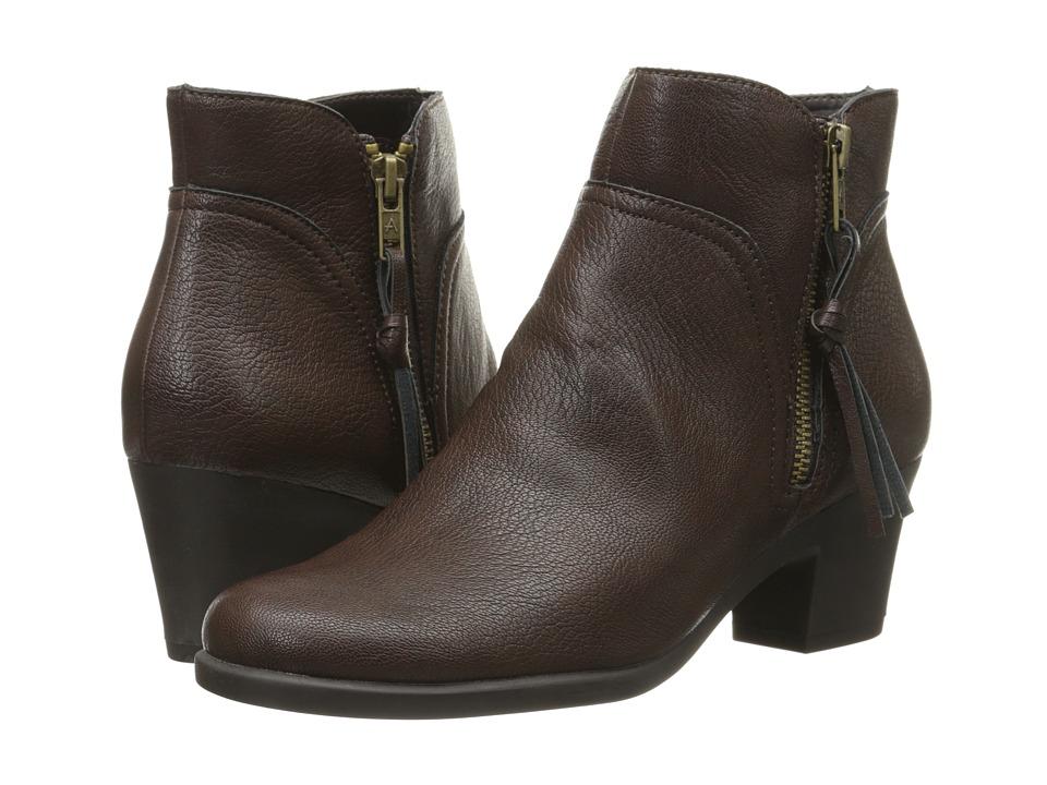 Aerosoles - Acrobatic (Dark Brown) Women's Shoes