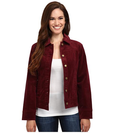 Pendleton - Petite Cassidy Corduroy Jacket (Windsor Wine) Women's Jacket
