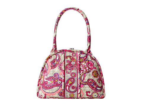Vera Bradley - Eloise (Paisley Meets Plaid) Handbags