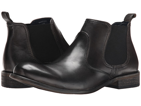 Steve Madden - Banford (Black) Men's Boots