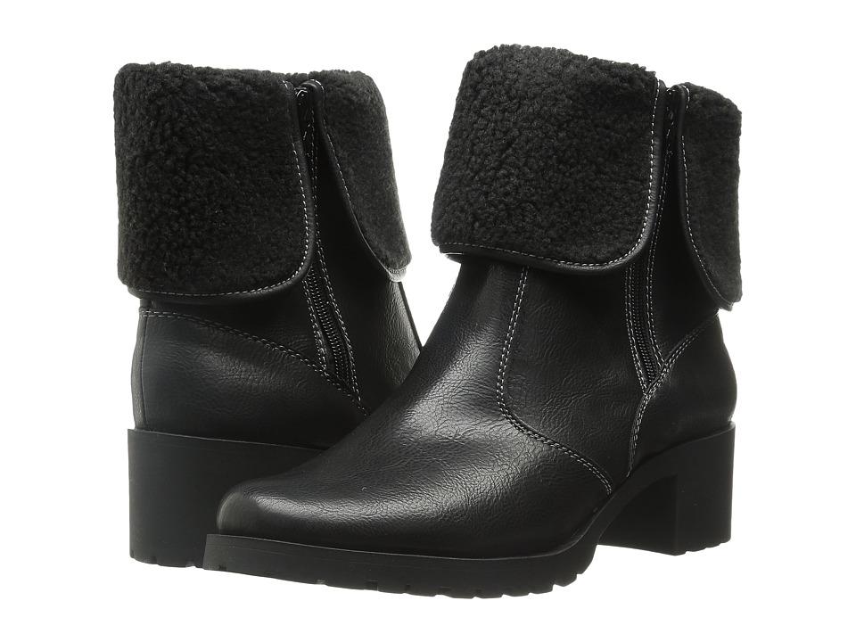 Aerosoles - Boldness (Black) Women's Zip Boots