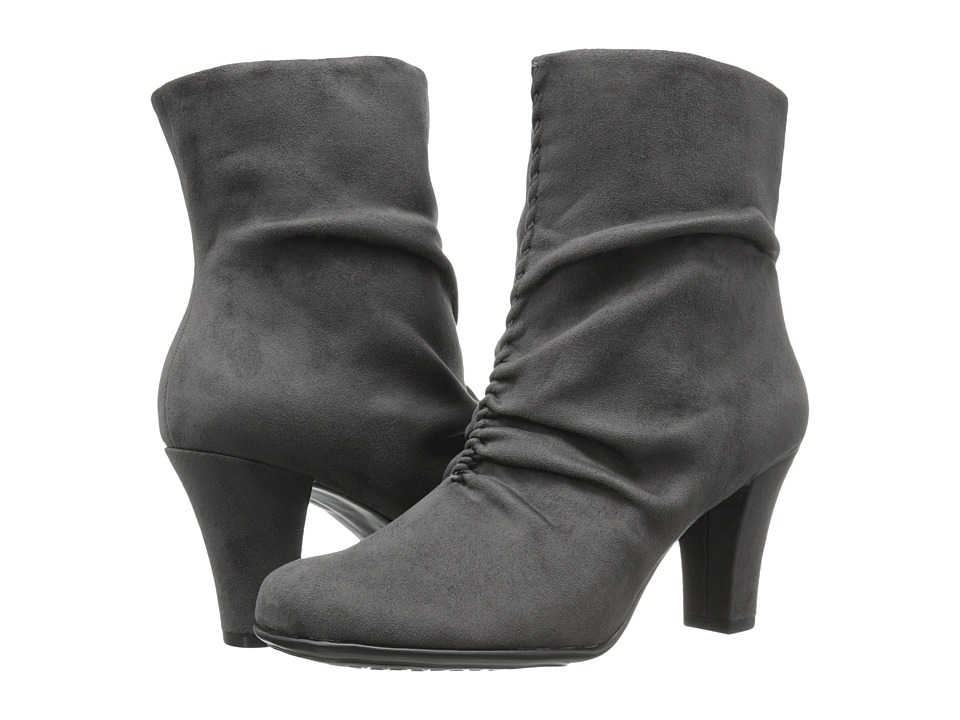 A2 by Aerosoles - Good Role (Grey Fabric) Women's Boots