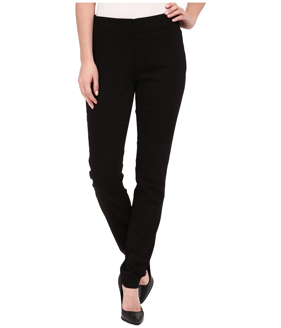 NYDJ - Poppy Pull-On Leggings in Black (Black) Women's Jeans