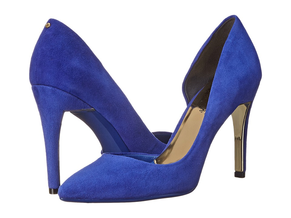 Ted Baker - Meshi (Blue Suede) High Heels