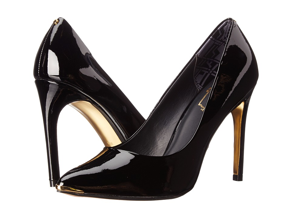 Ted Baker - Neevo 4 (Black Patent) High Heels