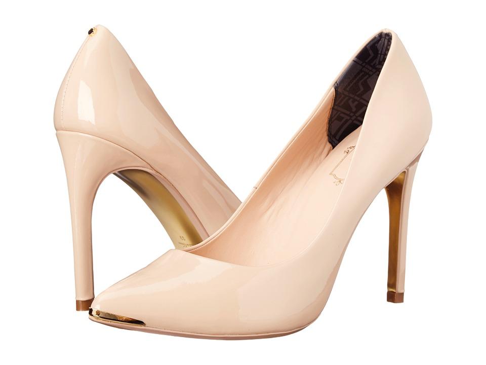 Ted Baker - Neevo 4 (Nude Patent) High Heels