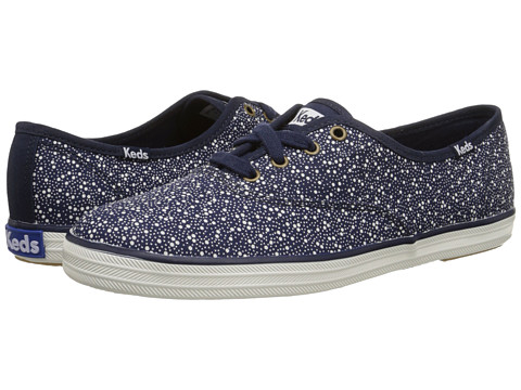 Keds - Champion Seltzer Dot (Navy) Women's Lace up casual Shoes
