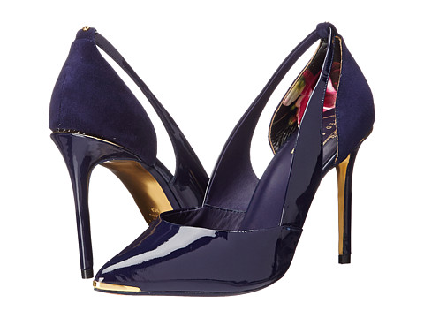 Ted Baker - Jiena (Dark Blue Patent) Women