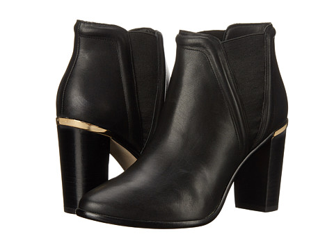 Ted Baker - Thuryn (Black Leather) Women's Dress Pull-on Boots
