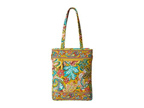 Vera Bradley - Laptop Travel Tote (Provencal) Tote Handbags