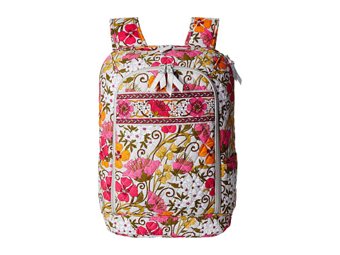 Vera Bradley - Laptop Backpack (Tea Garden) Backpack Bags