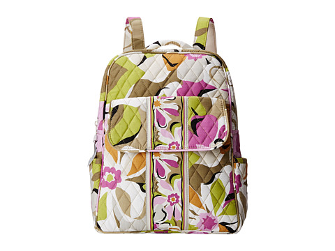 Vera Bradley - Backpack (Portobello Road) Backpack Bags