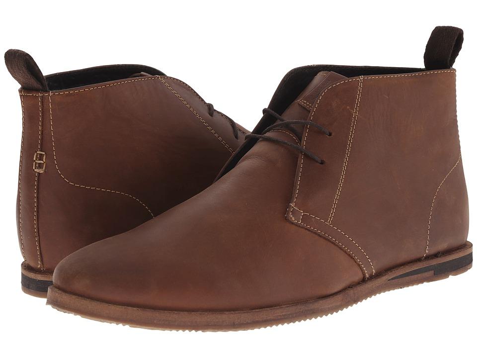 Ben Sherman - Devon (Brown) Men's Lace up casual Shoes