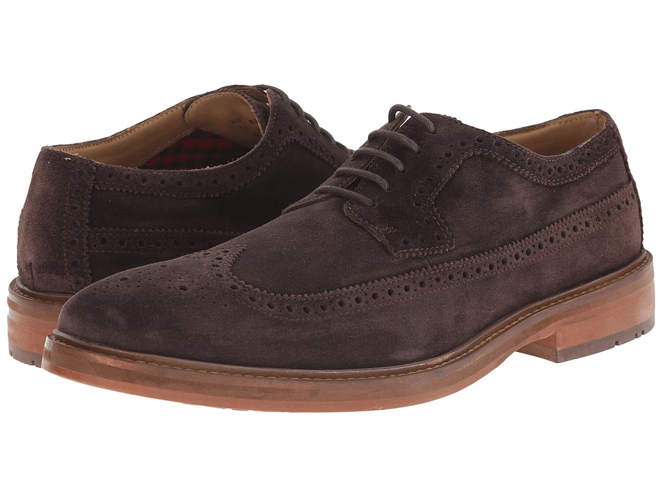 Ben Sherman - Marc (Chocolate Suede) Men's Shoes