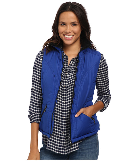 KC Collections - Polar Fleece Vest (Cobalt) Women's Vest
