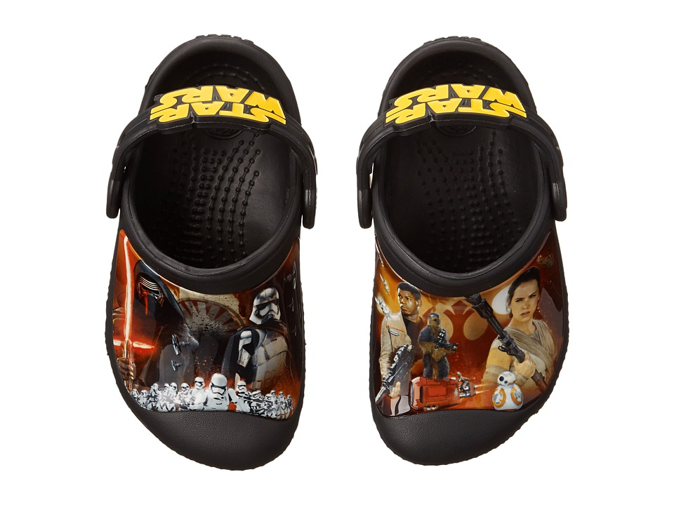 Crocs Kids - CC Star Wars Clog (Toddler/Little Kid) (Multi) Boys Shoes