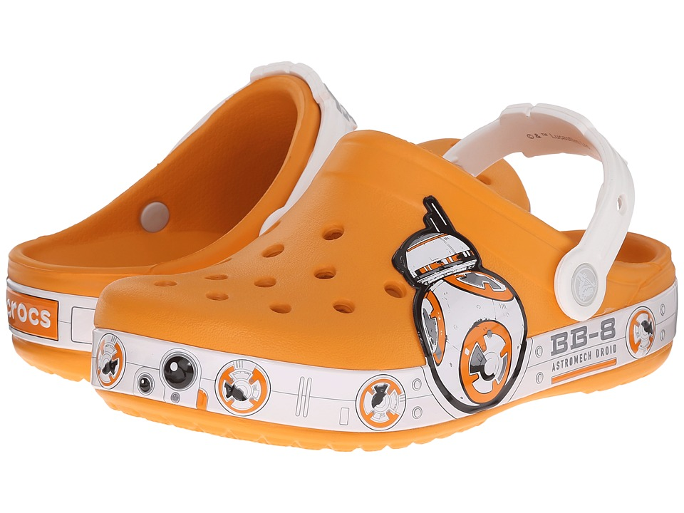 Crocs Kids - CB Star Wars Hero Clog (Toddler/Little Kid) (Multi) Boys Shoes