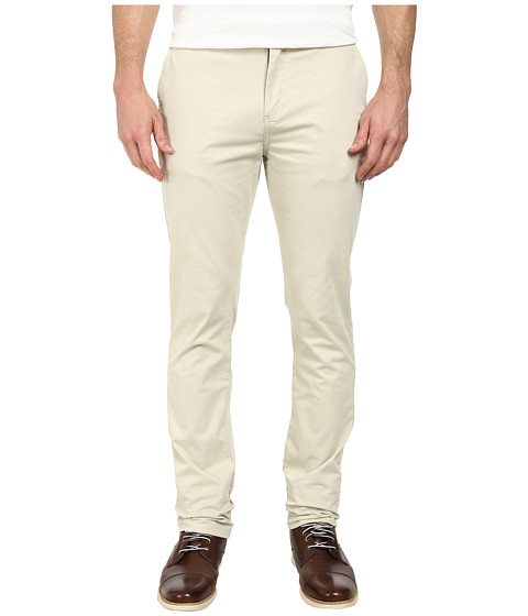 J.A.C.H.S. - Bowie Straight Fit Chino (Natural Stone) Men