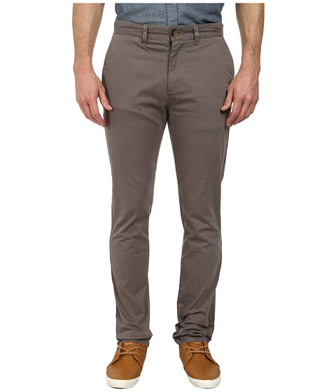 J.A.C.H.S. - Bowie Straight Fit Chino (Eiffel Tower) Men's Casual Pants