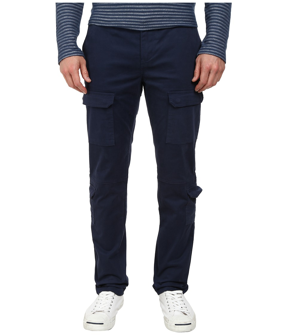 J.A.C.H.S. - Chino Pants (Navy) Men's Casual Pants