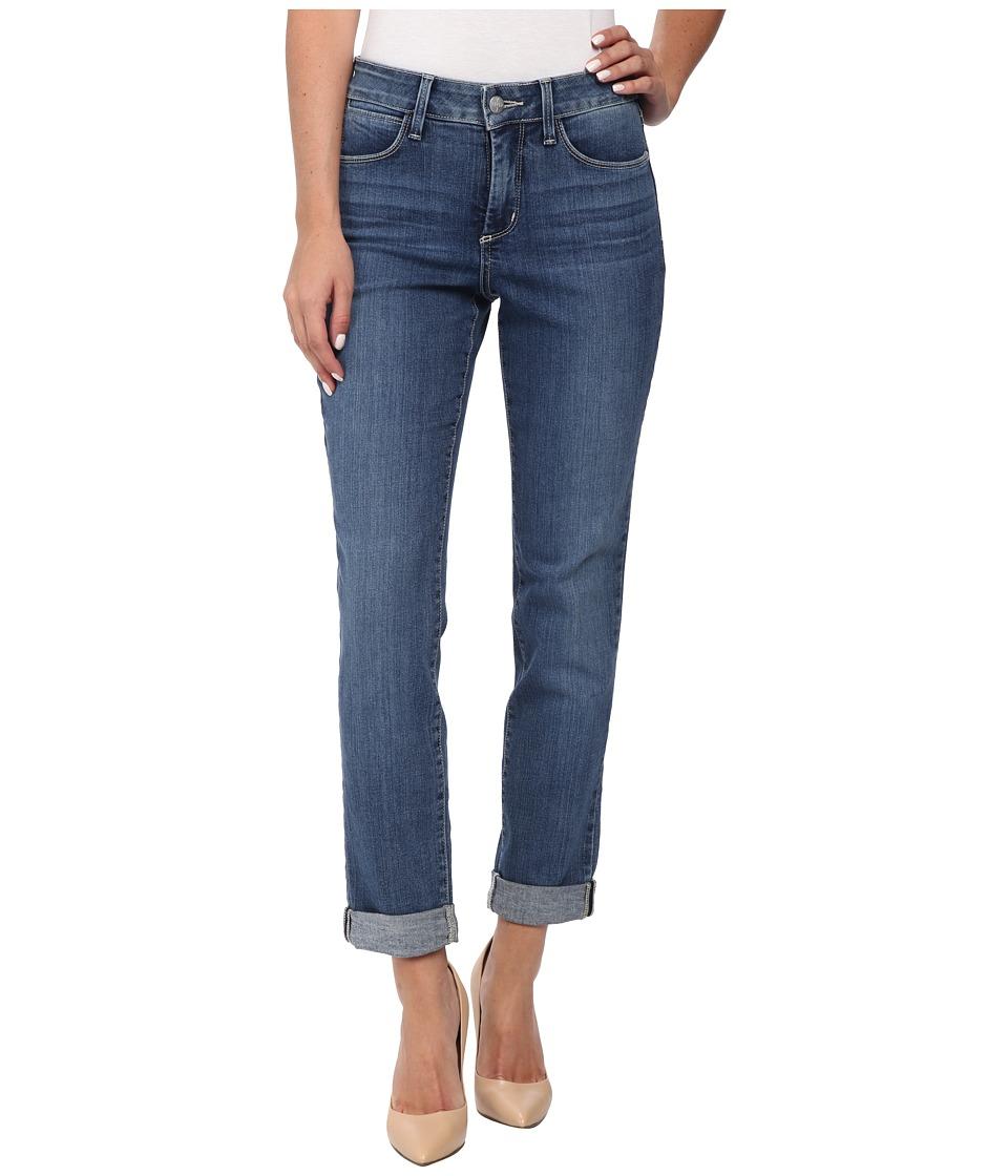 NYDJ - Sylvia Relaxed Boyfriend in Heyburn (Heyburn) Women's Jeans