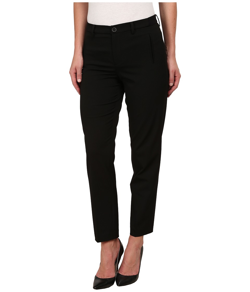 NYDJ - Noelle Ankle Career Stretch (Black) Women's Jeans