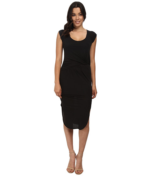 Joe's Jeans - High Twist Jersey Dress (Black) Women's Dress
