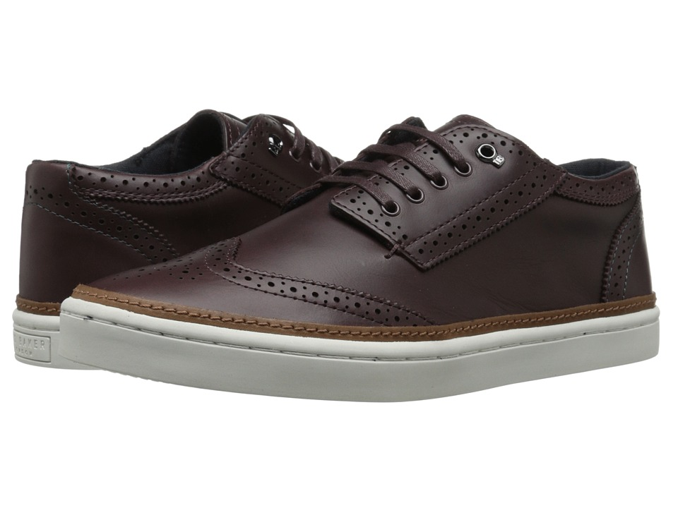 Ted Baker Iivor (Dark Red) Men
